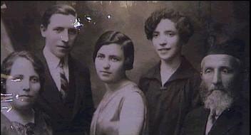 Famille de Wladimir Zandt